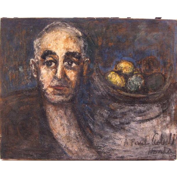 Epaminondas Papadopoulos Nonda (1922 - 2005)