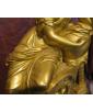 French Gilt Bronze Empire Mantel Clock