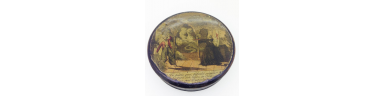 Greek Independence Snuff Box