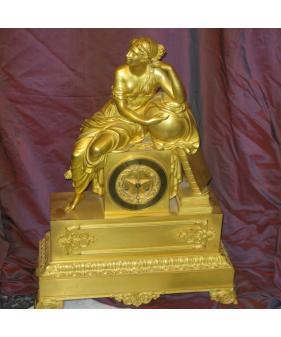 Γαλλικό Μπρούτζινο Ρολόι